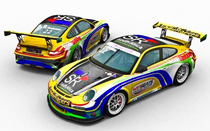 2014 Deltec Racing Porsche Design. GPVWC League.