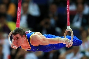 Arthur Zanetti, Brazil, Olympic gold, lord of the rings