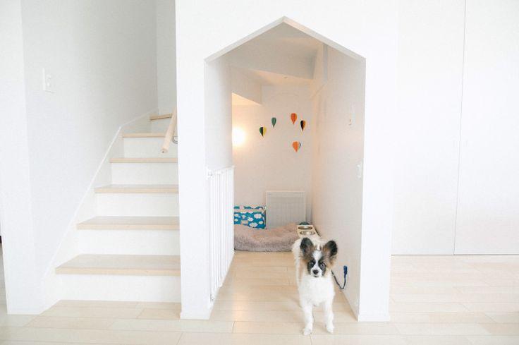 犬のお部屋〜入居後 | 決めました。無印良品の家に