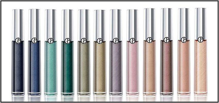 Már kaphatók Giorgio Armani Eye Tint folyékony szemhéjfestékek - szepsegnaplo.hu