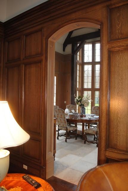 Oak Paneled Room: 17 Best Images About English Oak On Pinterest