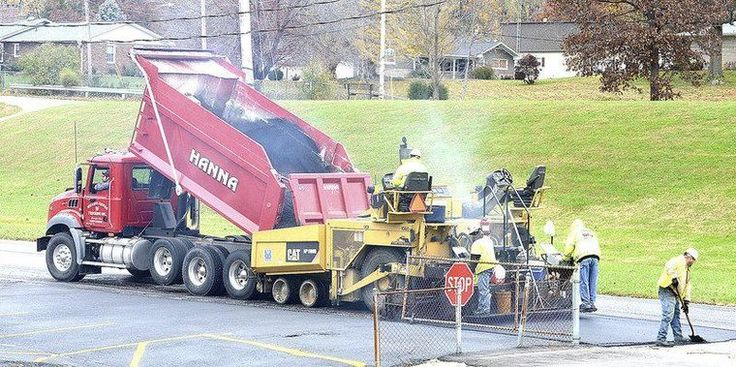 Officials hoping for a little more warm weather for #construction