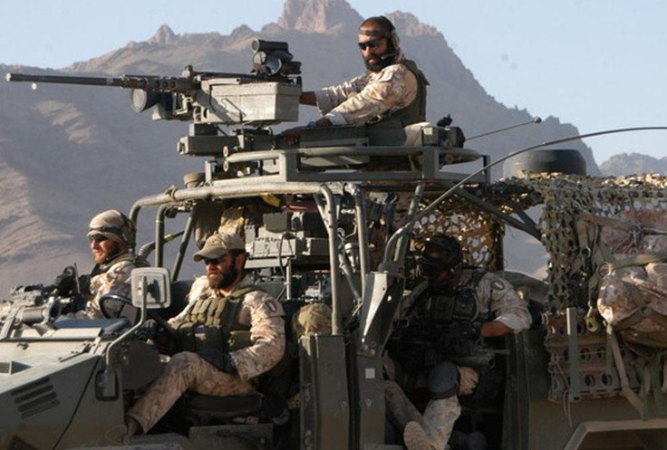 members of Task Force 45 TF 45 is one of the best assault