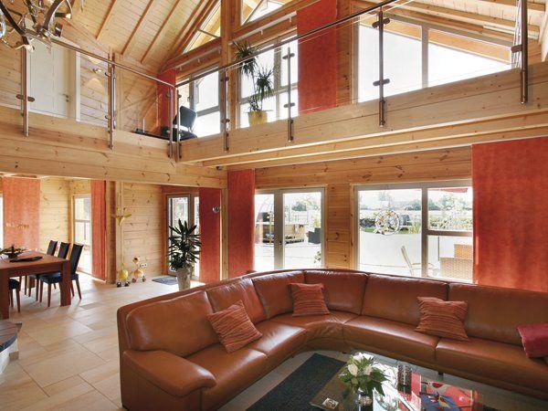 15 best images about bernhard rieder design holzdecken on pinterest large windows log homes. Black Bedroom Furniture Sets. Home Design Ideas