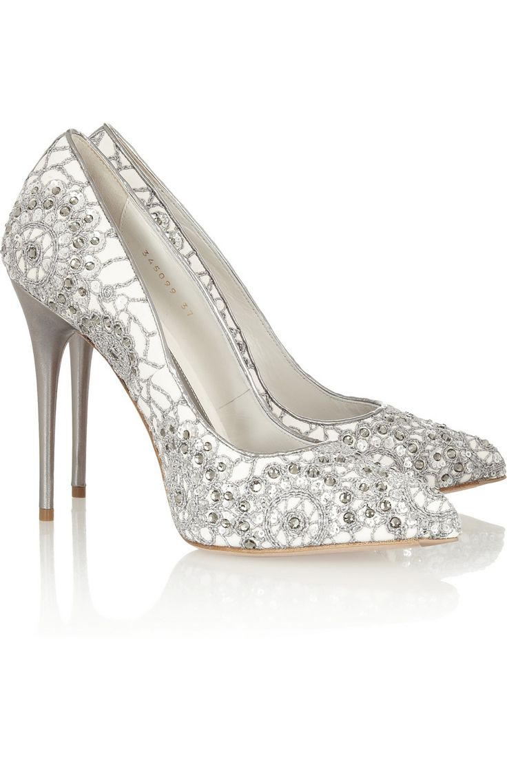 1672 best Wedding Shoes images on Pinterest