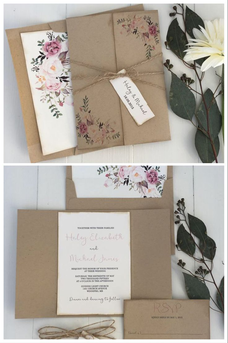 20 best Love of Creating Wedding Invitations images on Pinterest ...