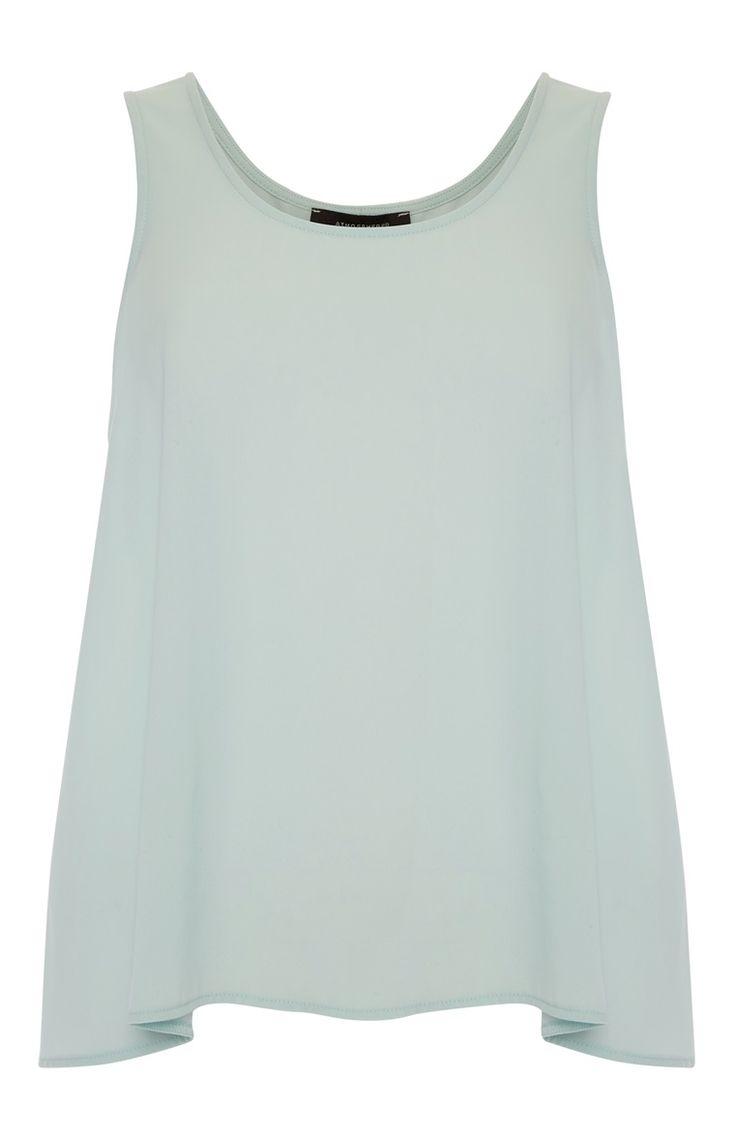 Primark - Turquoise Swing Vest