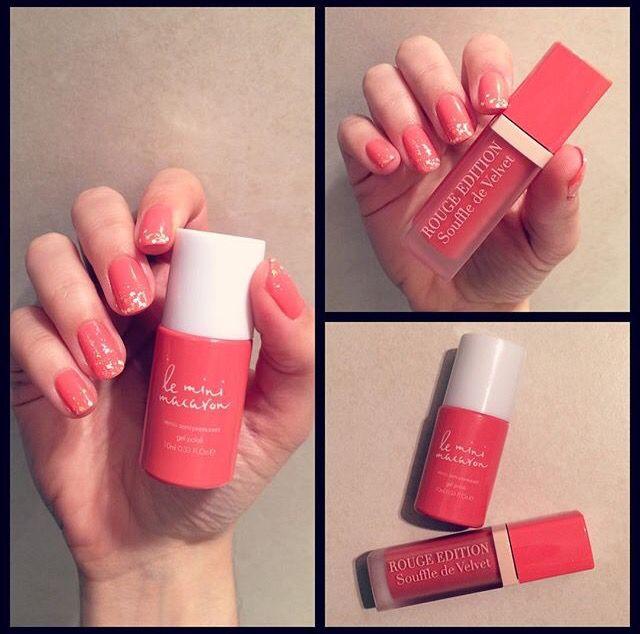 #nails #nailart #vernis #minimacaron