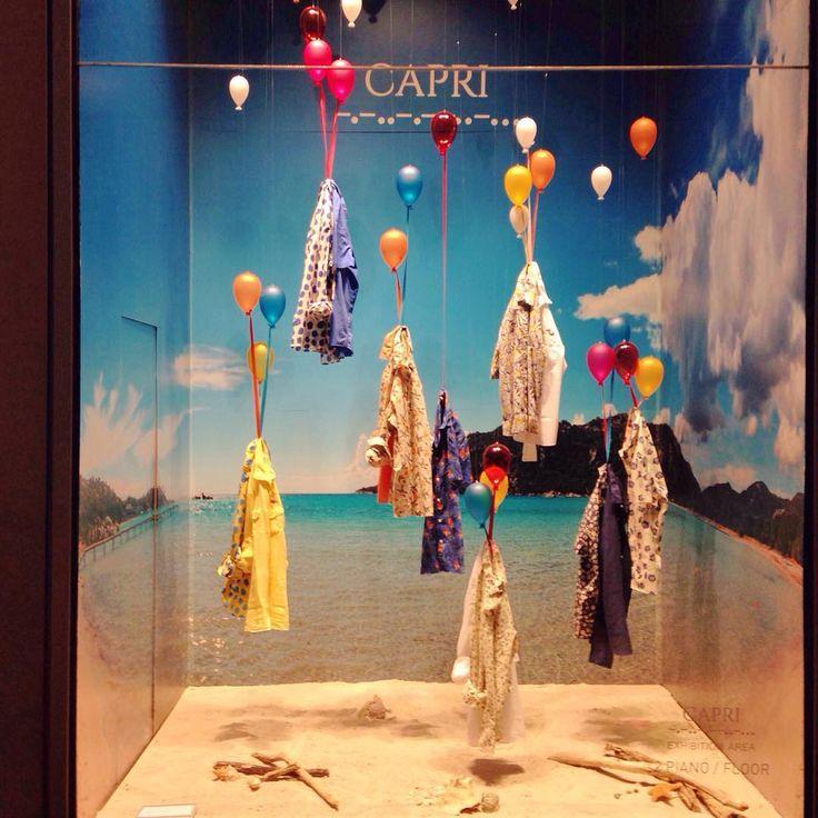 Ловите их! #capri #milano #italy #larinascente #fashion #style #menfashion #menstyle #glamurnenko #милан #италия #мода #стиль #ларинашенте #витринымилана