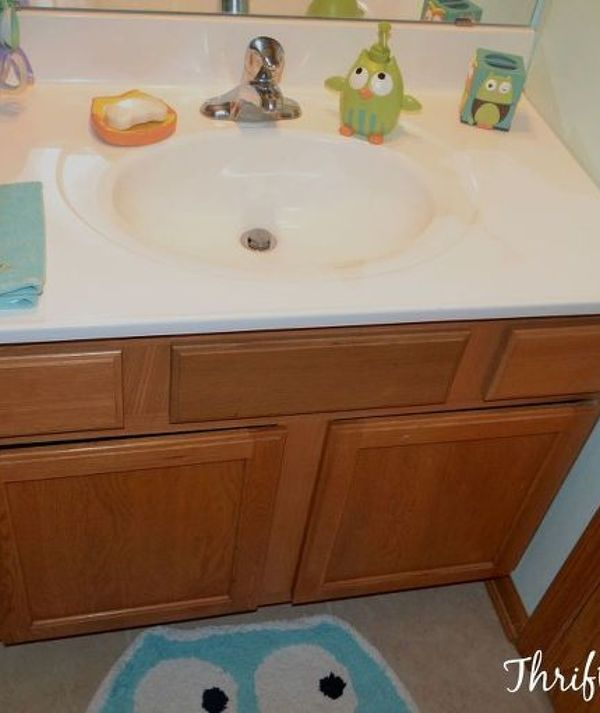11 Low Cost Ways To Replace Or Redo A Hideous Bathroom Vanity Custom Bathroom Vanity Diy Bathroom Design Bathroom Vanity