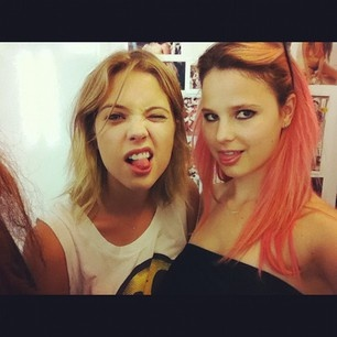 Ashley Benson aka Brit & Rachel Korine aka Cotty