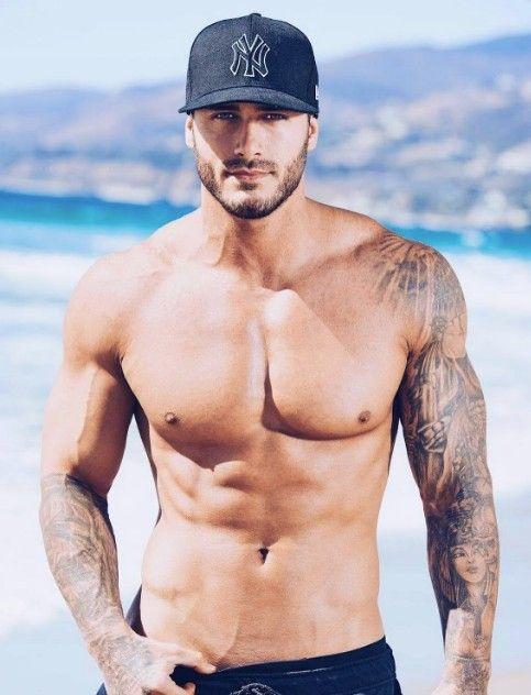 most beautiful male body