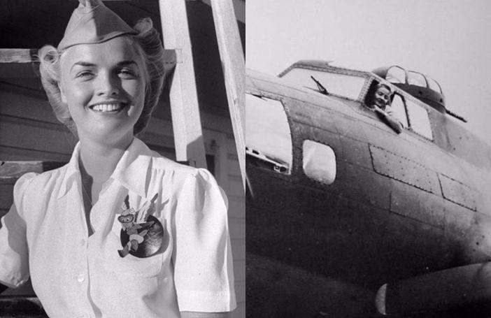 20 prachtige foto's van vrouwelijke piloten van de Amerikaanse luchtmacht in de Tweede Wereldoorlog
