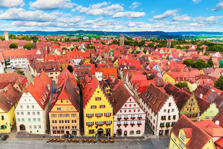 24 of the Best Cities to Visit in Germany // This seems like a pretty solid list, actually. Lots of my favorites.