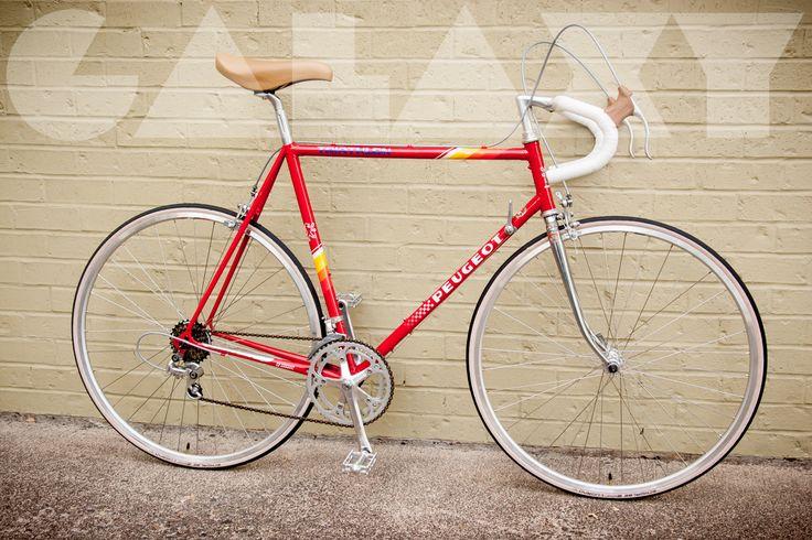 "1986 PEUGEOT ""Triathlon"" 57cm Road Bike /\/ Super Vitus 980 Frame"