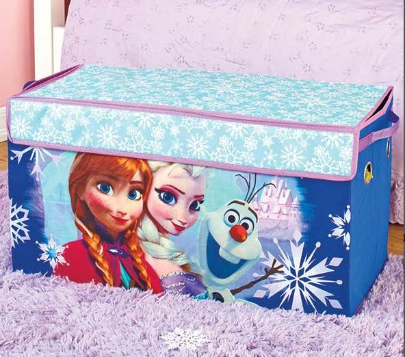 Girls Disney Frozen Bedroom Collection Product Description: Your princess will delight in decorating her room with the girls frozen bedroom decor. These vibrant accessories give her everything she nee