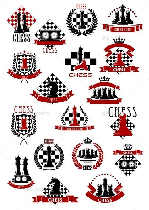Download Free Graphicriver              Chess Game Icons with Chessboards and Pieces            #black #board #chess #chessboard #chessmen #clock #club #competition #design #emblem #figure #game #heraldic #icon #item #king #knight #logo #pawn #piece #play #queen #red #retro #rook #sport #sporting #tournament #vector #white