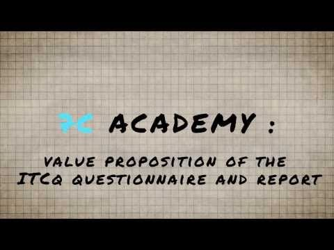 4. Value Proposition of the ITCq questionnaire and report - YouTube