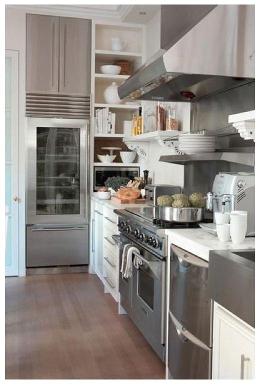 Ambiente de cocinas