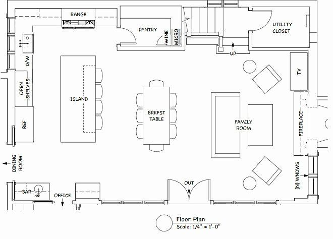 Living Room Design Open Floor Plan Luxury The Ultimate Gray Kitchen Design Ideasthe Room Is 35 In 2020 Open Kitchen Layouts Kitchen Designs Layout Kitchen Floor Plans