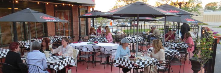 Party on the Patio is back at Candicci's  Grand opening of patio at Candicci's Restaurant and Bar, tomorrow, Wednesday, April 19, 2017 from 6:30 to 9:30 with live music featuring the Two Pedros, appetizer specials, 50% bottles of wine and Happy Hour ...