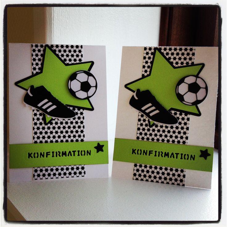 Fodbold kort ⚽⚽