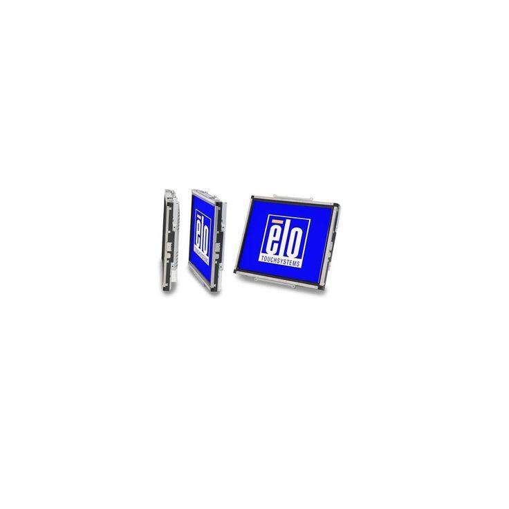 15 ELO 1537L 1024x768 USB VGA Serial Open-Frame Accutouch Touchmonitor Black Monitor E701210