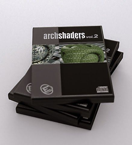Designo-intero: 1,000 Vray materials + textures (Archshaders vol.2...