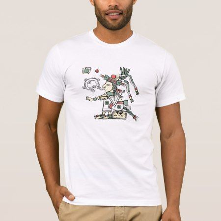 Aztec Codex showing someone speaking T-Shirt - tap to personalize and get yours