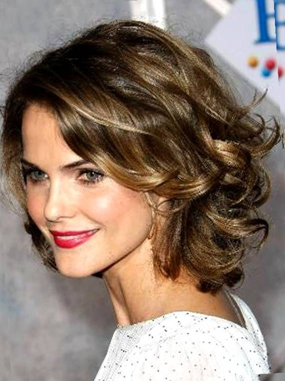 Best Hair Images On Pinterest Hair S And Boyfriends - Evening hairstyle for round face