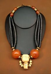 Gallery African Jewelry Jewellery Necklaces by Sonja Zytkow