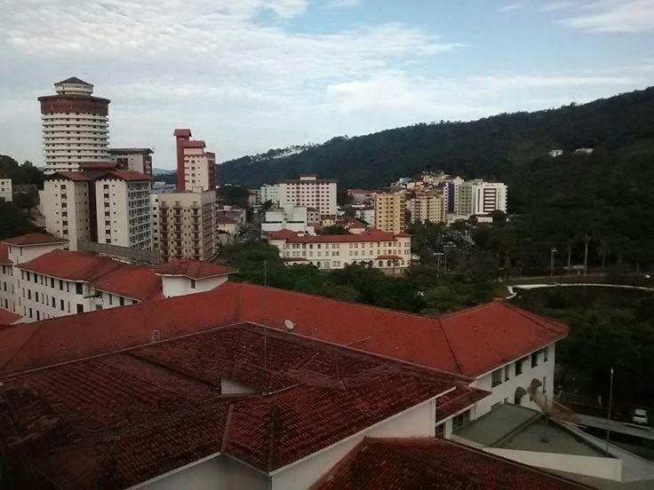 Vista da Torre 3 do Hotel Monte Real Resort