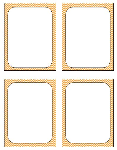 The 25+ best Flash card template ideas on Pinterest Cloth books - blank card template