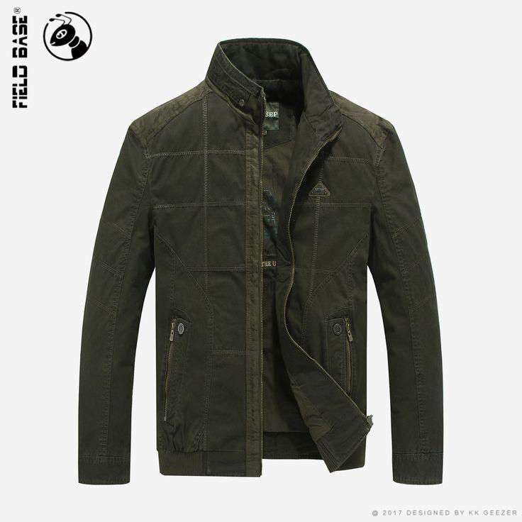 2017 Autumn Jacket Men Parkas Jacket Brand Casual Men Clothing Windproof Coat 100%cotton Hooded Plus Big Size 4XL BB328  #Affiliate