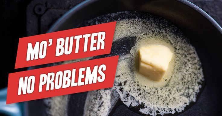 More Butter, No Problems! 2015 is your year - feel great while eating delicious food everyday! All you need to know and all the support you will ever need: http://realmealrevolution.com/online-course . Re-pin and share with friends and family!