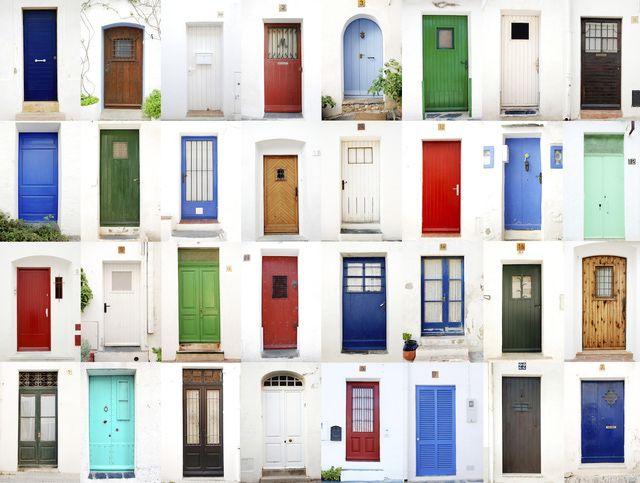 Are Slanted Doors Bad Feng Shui?