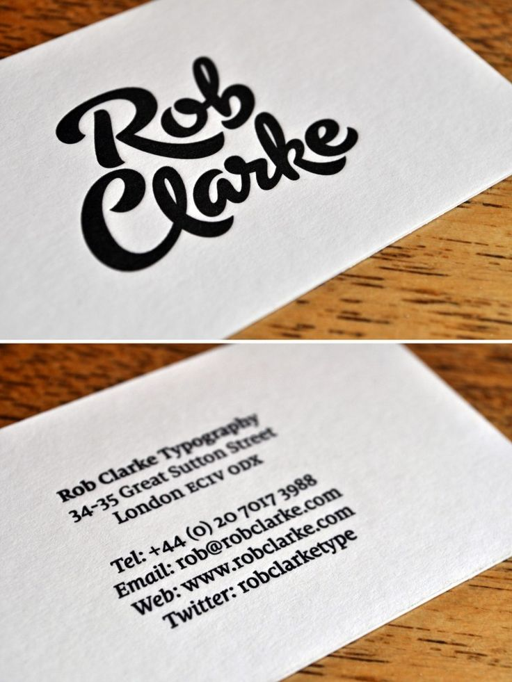The 61 best Business cards images on Pinterest | Business cards ...