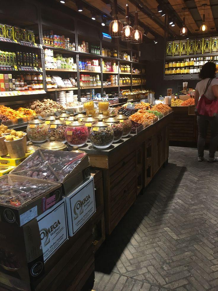 Sarona Market, Israel
