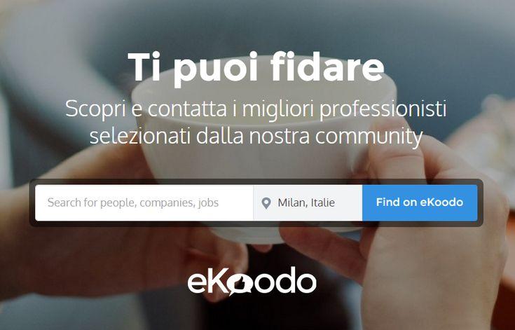 #Ekoodo dimostra quanto sia sempre più importante la #reputation #online eKoodo #startup #digital