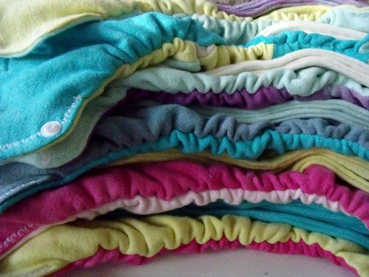 Hemp Organic Fitted Cloth Diaper