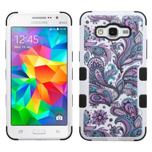 hot sale online 1cd0c 9d07b Amazon.com: Samsung Galaxy Grand Prime Case - Wydan (TM) TUFF Impact ...