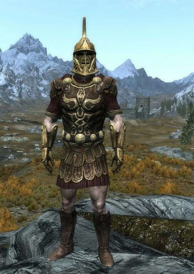 Gladiator Quot By No Snakes Alive General Tullius Armor