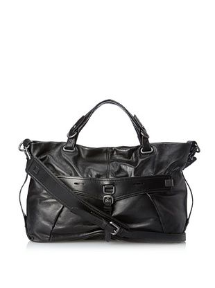 60% OFF Kooba Women's Desmin Convertible Satchel, Black