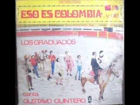 L.P Bailables 70's - LOS GRADUADOS *Eso es Colombia - DISCO COMPLETO