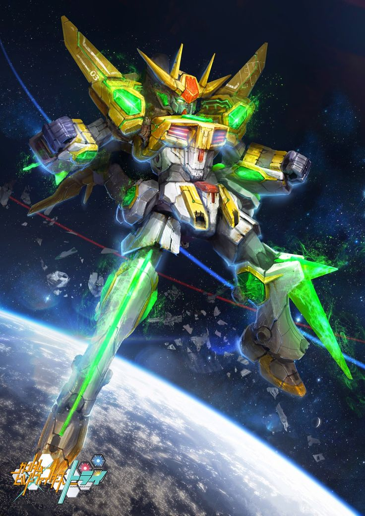 GUNDAM GUY: Awesome Gundam Digital Artworks [Updated 4/11/15]