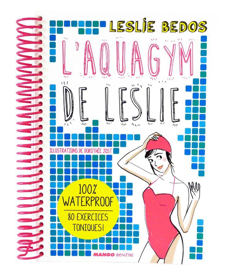 Les meilleurs mouvements d'Aquagym pour perdre du poids|Leslie Bedos