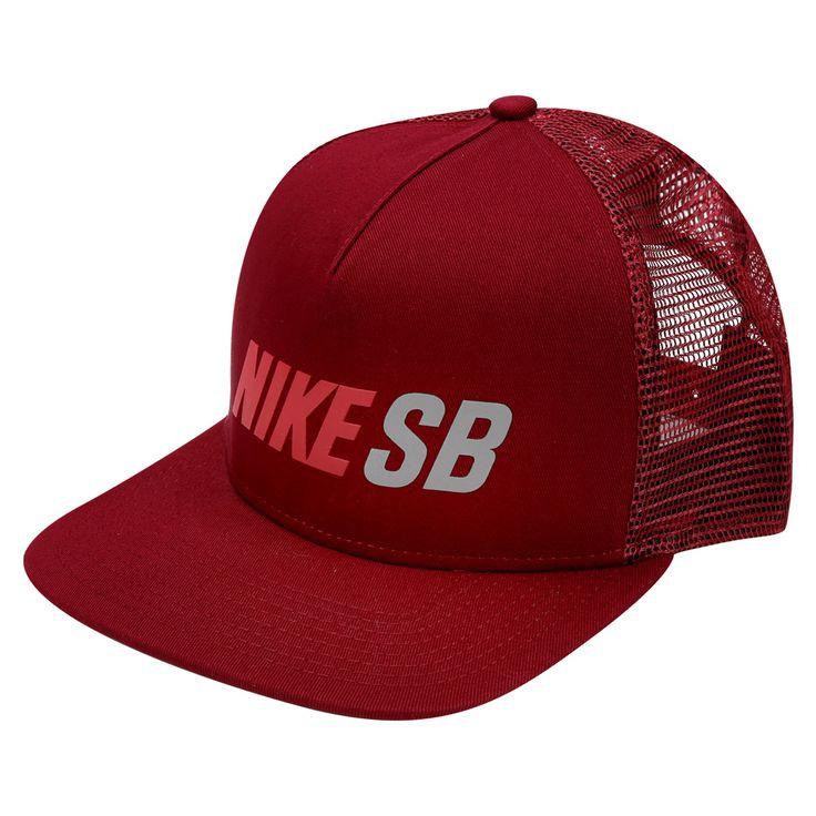 Reúna a galera para curtir e marque a sua presença com o Boné Nike SB Reflect Trucker Bordô. Estiloso, conta com logo refletivo, destacando a sua presença em locais escuros.   Netshoes