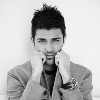 handsome David Villa