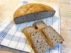 Pohankový chléb