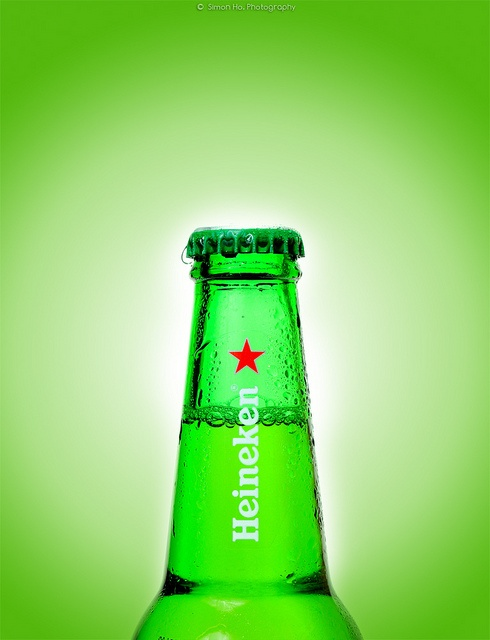 Heineken- thinking about painting this.